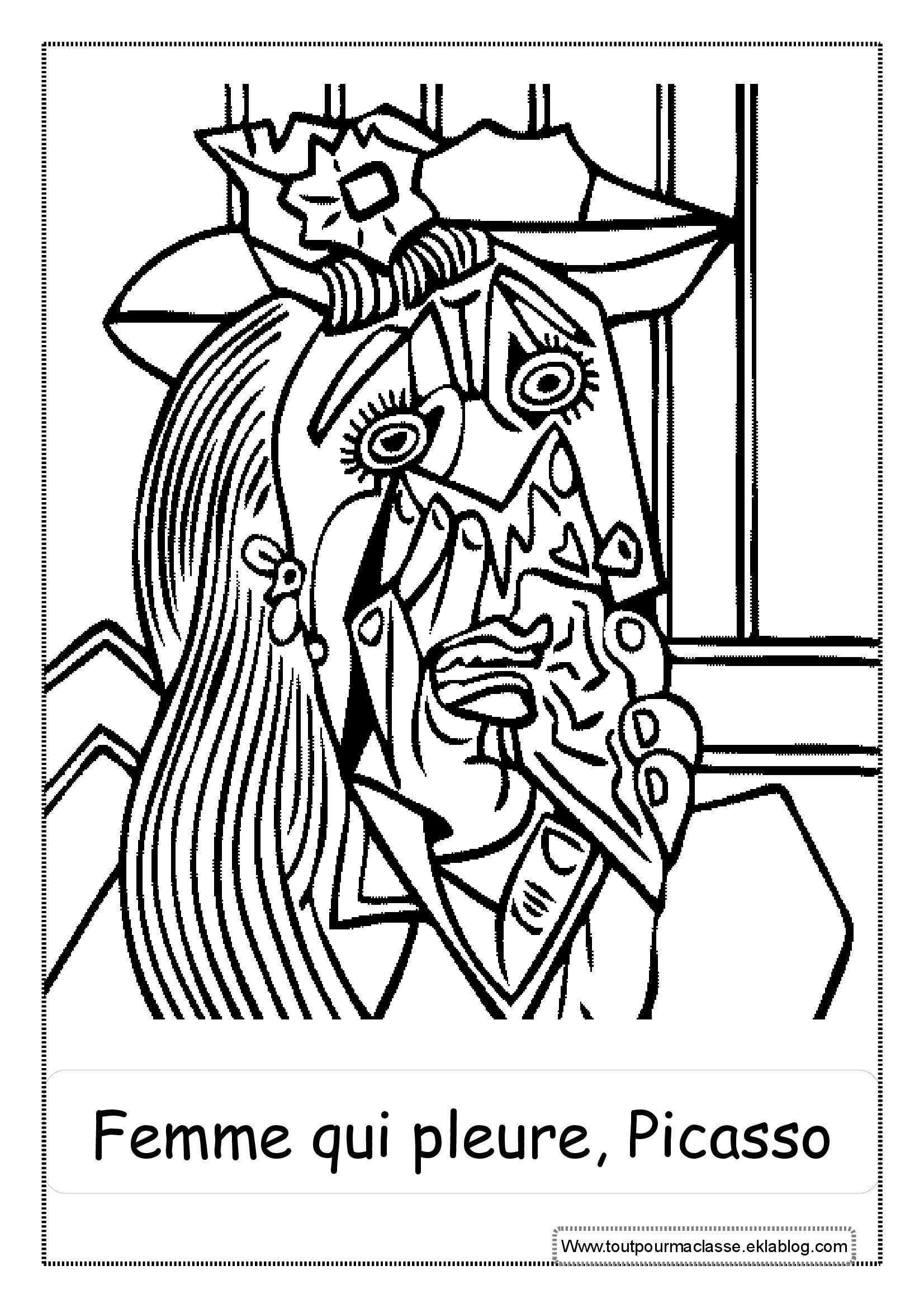 Artiste Picasso Kunst Picasso Picasso Kubismus Kunst Unterrichten