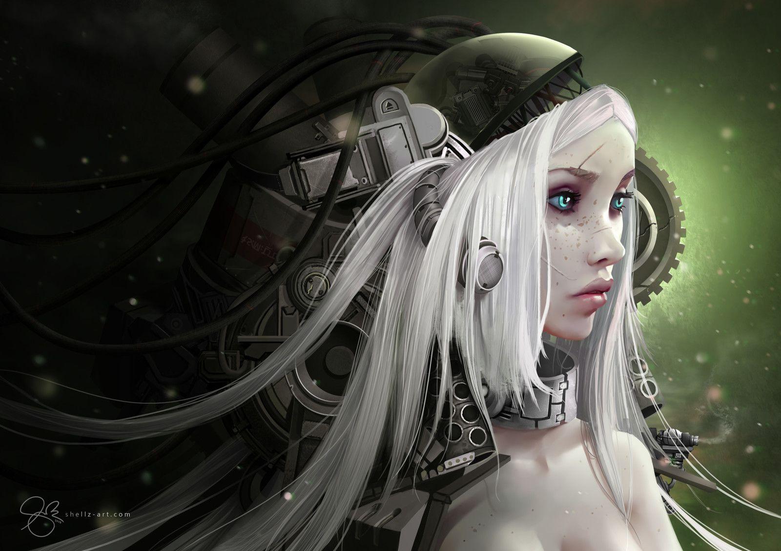 Titanium, Shellz art on ArtStation at https//www
