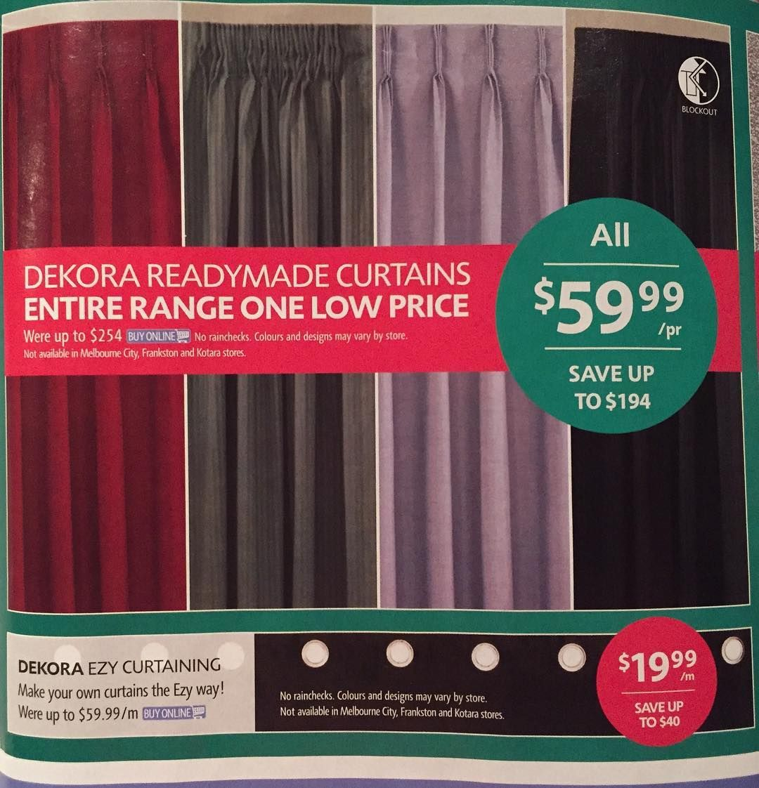 Lincraft Curtain Rods Lincraft Blinds Review