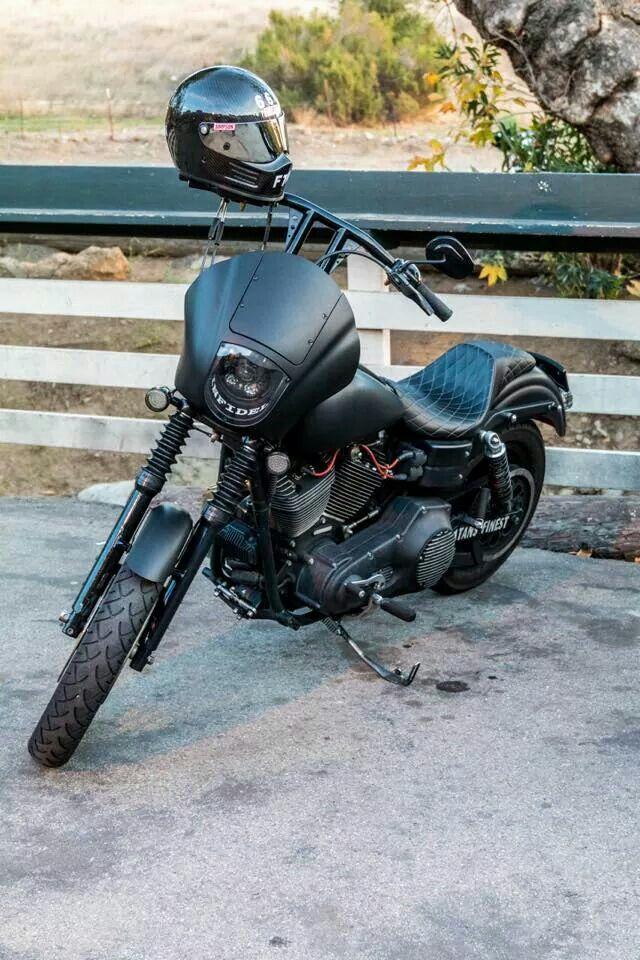 Club Style Harley Davidson Dyna Harley Harley Dyna