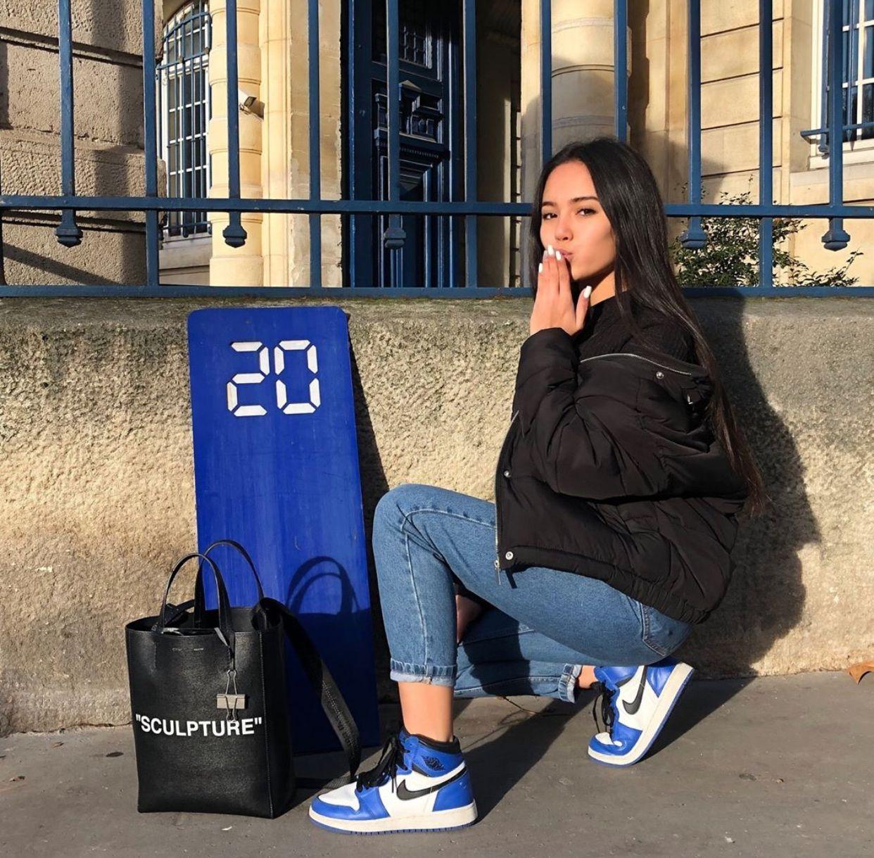 female jordan outfits