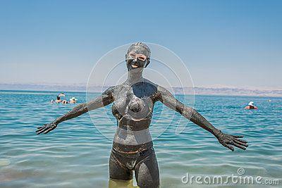 Dead Sea Isreal & Jordan