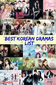 Best korean romantic comedy dramas list - Popular Romantic korean dramas you must watch