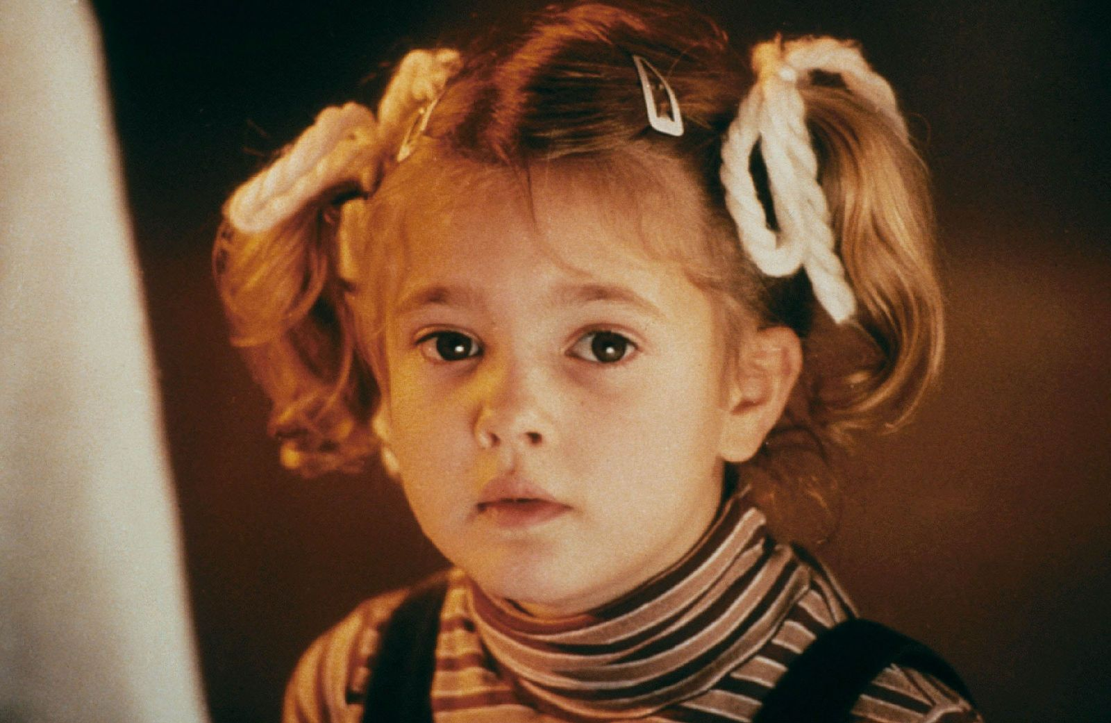 """Drew Barrymore's Daughter Looks Identical to Her Character in """"E.T."""" 