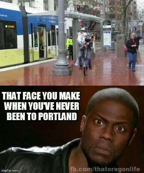 Keep Portland Weird Meme 1