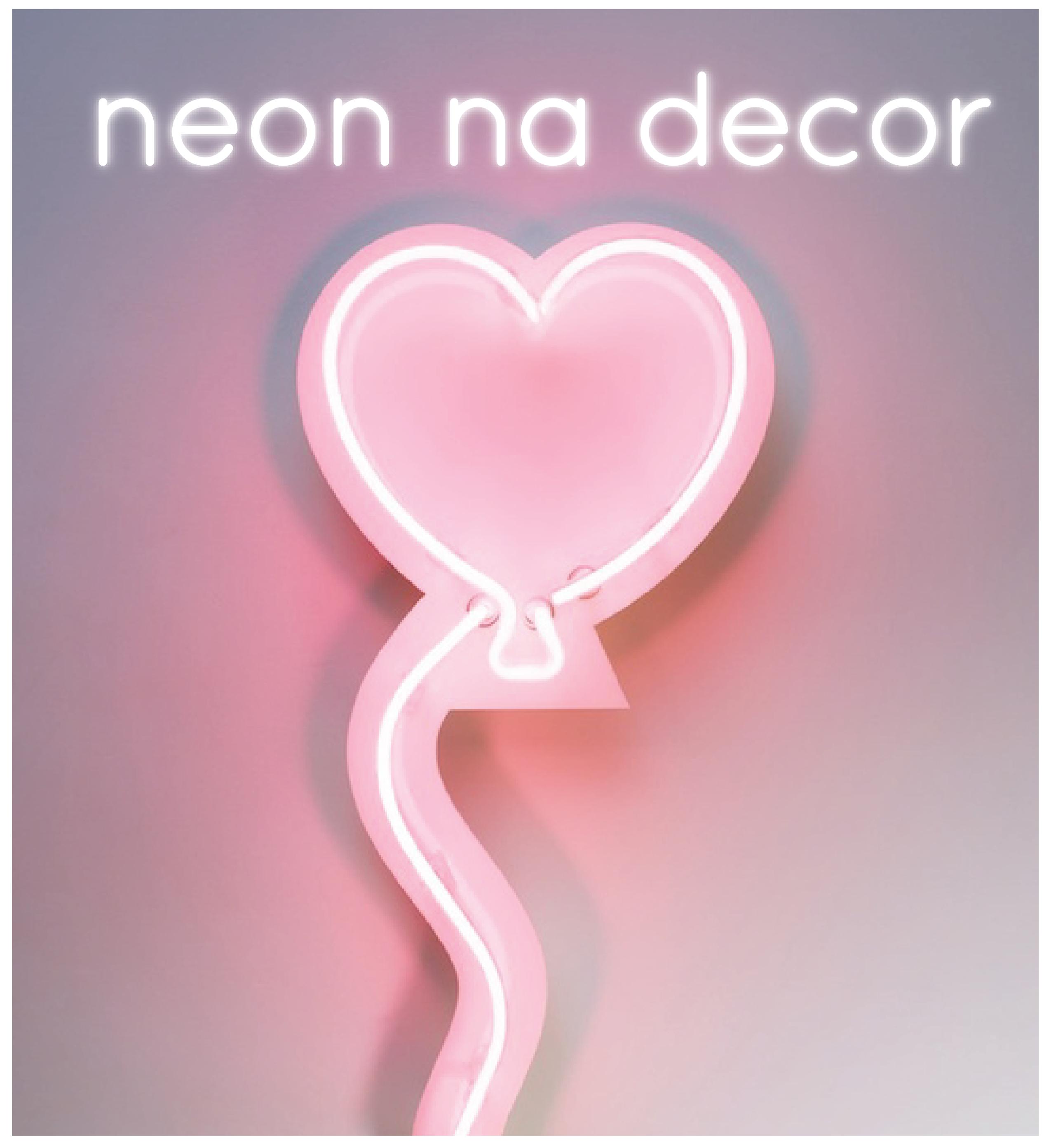 Neon lights - Casa das Amigas