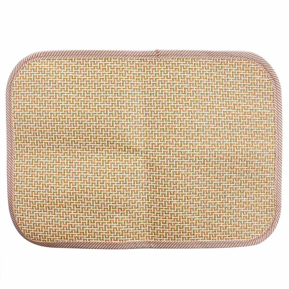 Foerteng Dog Cooling Mat Pad Pet Beds Rattan Pet Dog Cat Cool Bed For Pet Crates Kennels And Beds More Info Cou Dog Cooling Mat Pet Crate Pet Beds