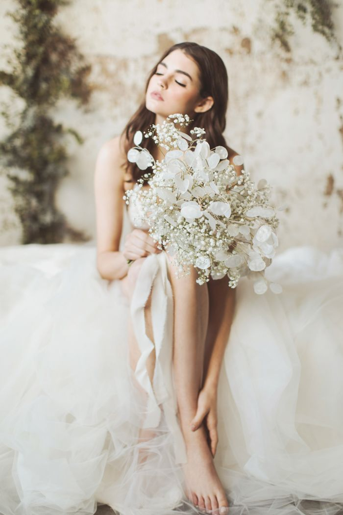 Timeless and Elegant Bridal Boudoir Session Highlights Feminine Beauty With Delicate Lace Ensembles - Once Wed