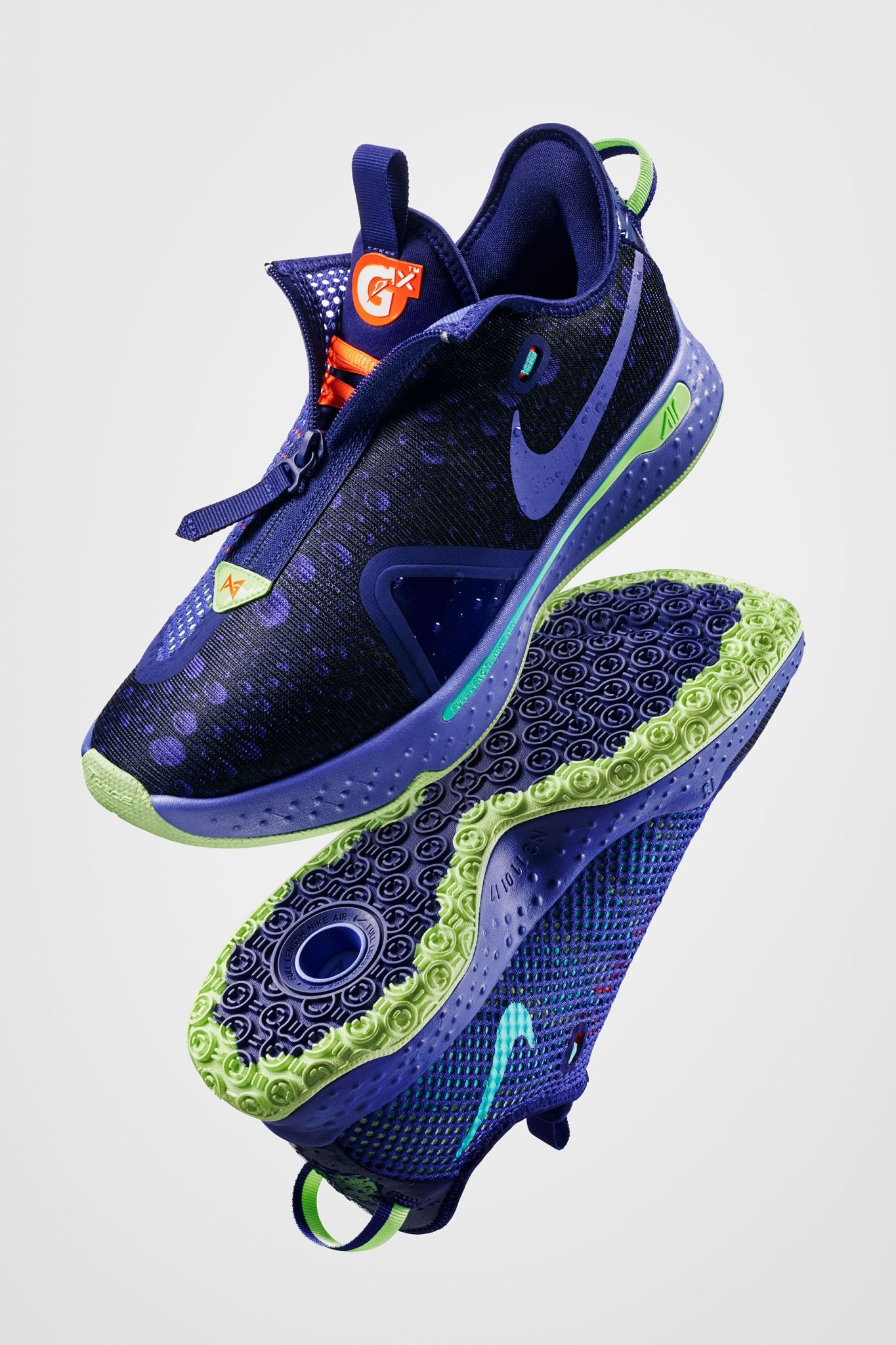 Gatorade Is Collaborating With Nike On A New Pg 4 Colorway Sneakers Nike Sneakers Nike