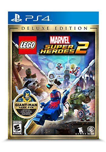 Lego Marvel Superheroes 2 Deluxe Playstation 4 Warner H Https Www Dp B071g8wgb Lego Marvel Lego Marvel Superheroes 2 Lego Marvel Super Heroes