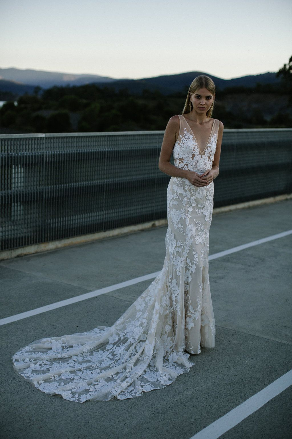 Stevie Dress By Made With Love Available At Heart Aflutter Bridal