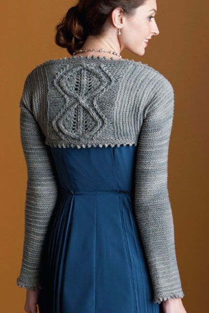 Knitted Prom Dress