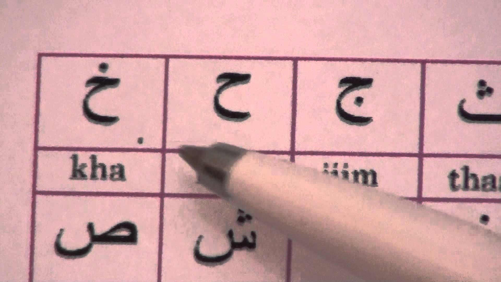 Learn Arabic through Urdu lesson 1 / آؤ عربی سیکھیں …   Prek