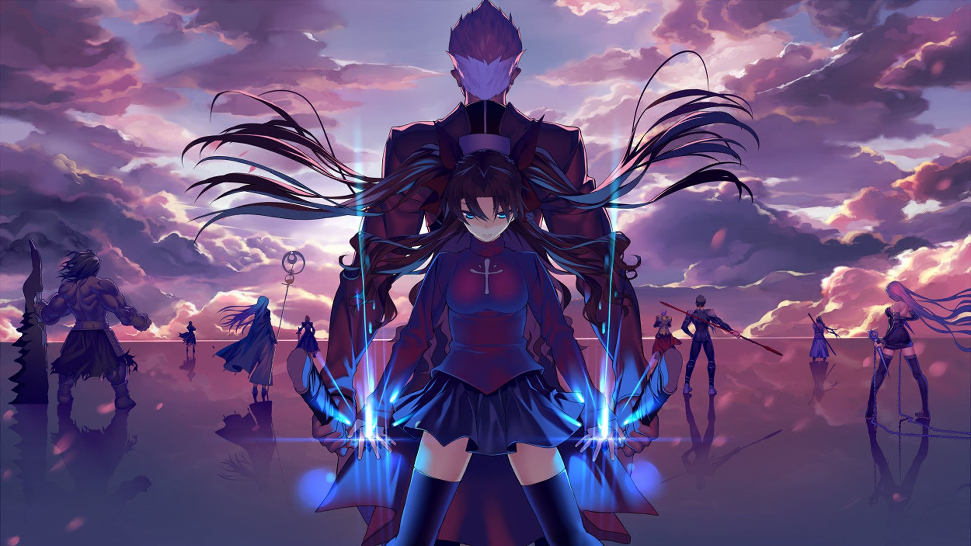 Fate Stay Night Wallpaper
