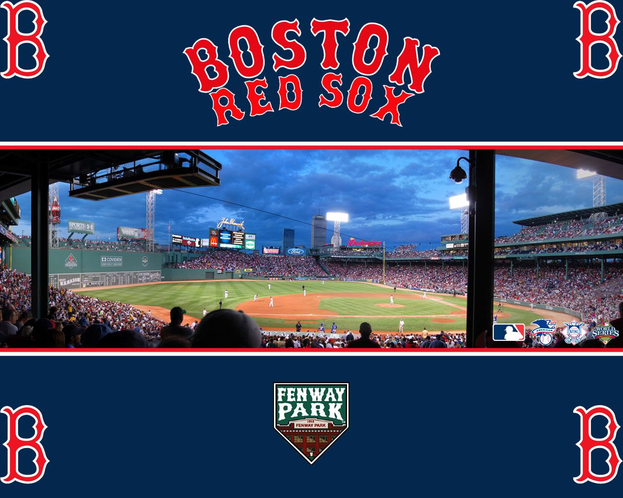 Boston Red Sox wallpapers | Boston Red Sox background - Page 6 ...