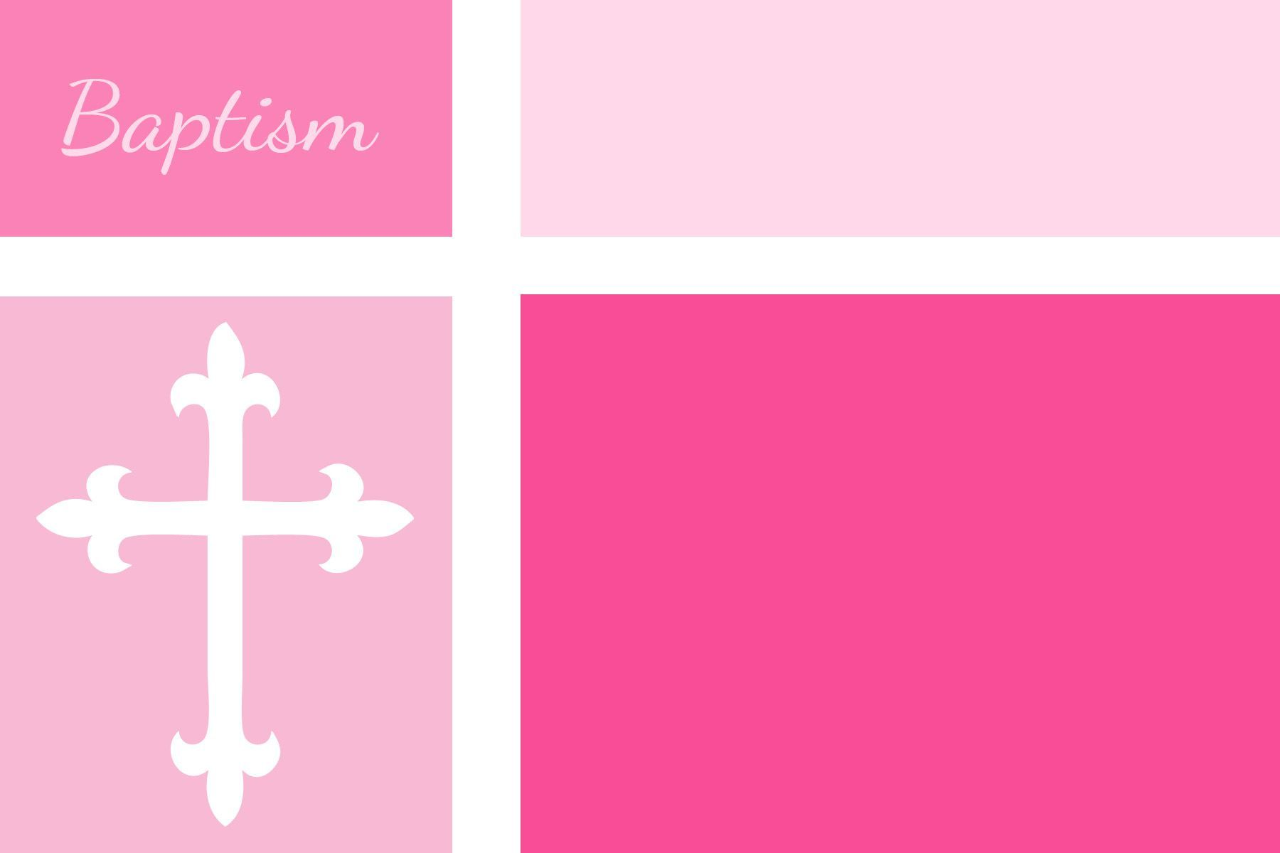 freebaptisminvitationmakersoftware ALEYAH JIREH Pinterest