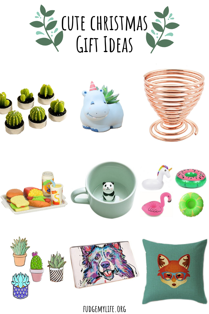 10 Gifts Under $10 That Are Too Cute To Resist | Cute ...