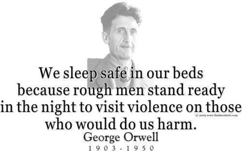 Αποτέλεσμα εικόνας για george orwell quotes