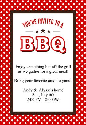 A bbq printable invitation customize add text and photos print a bbq printable invitation customize add text and photos print for free stopboris Image collections