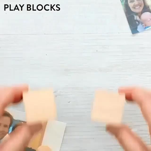 Photo of DIY Photo Cube