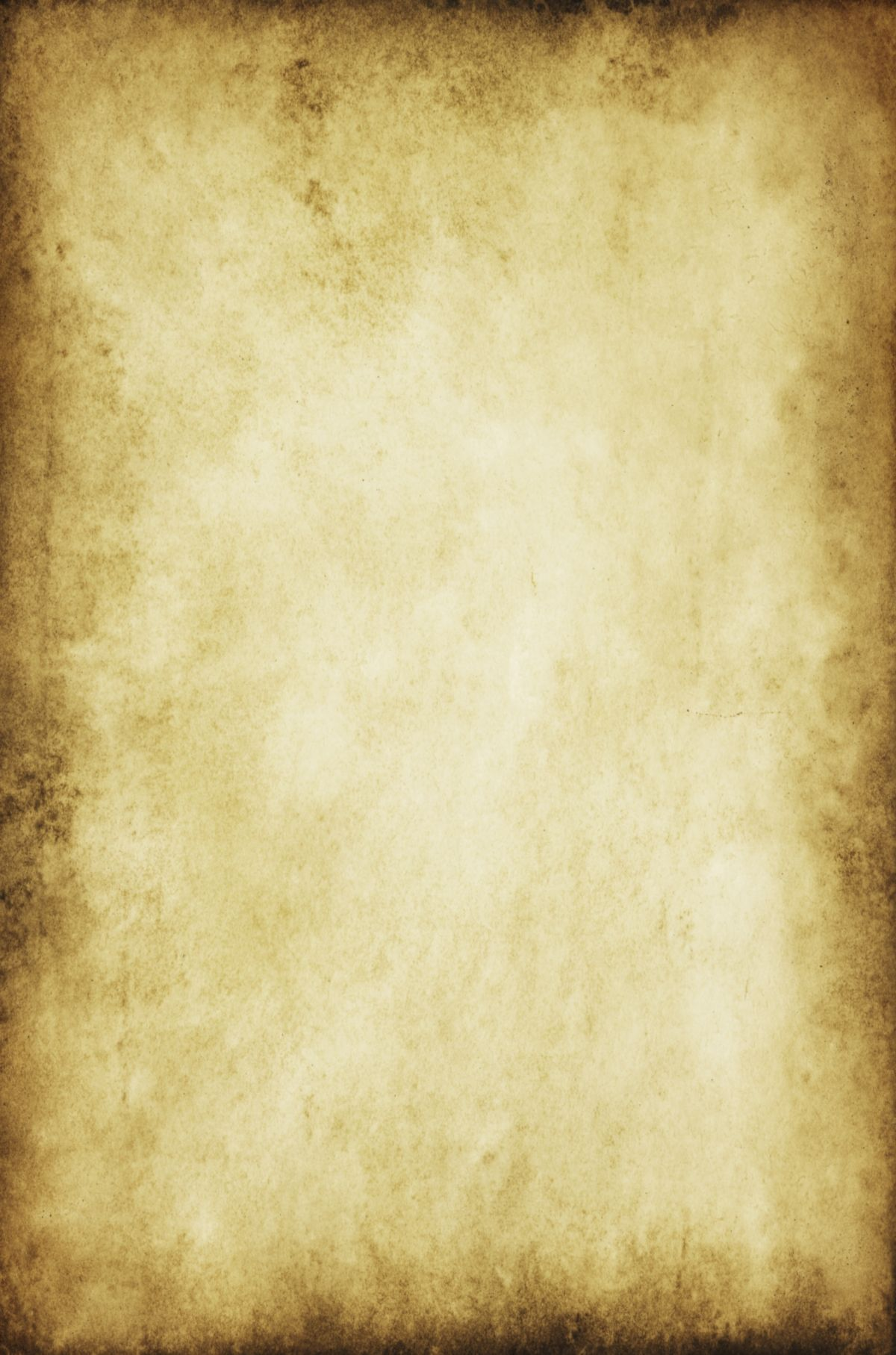 Old Newspaper Background For Word