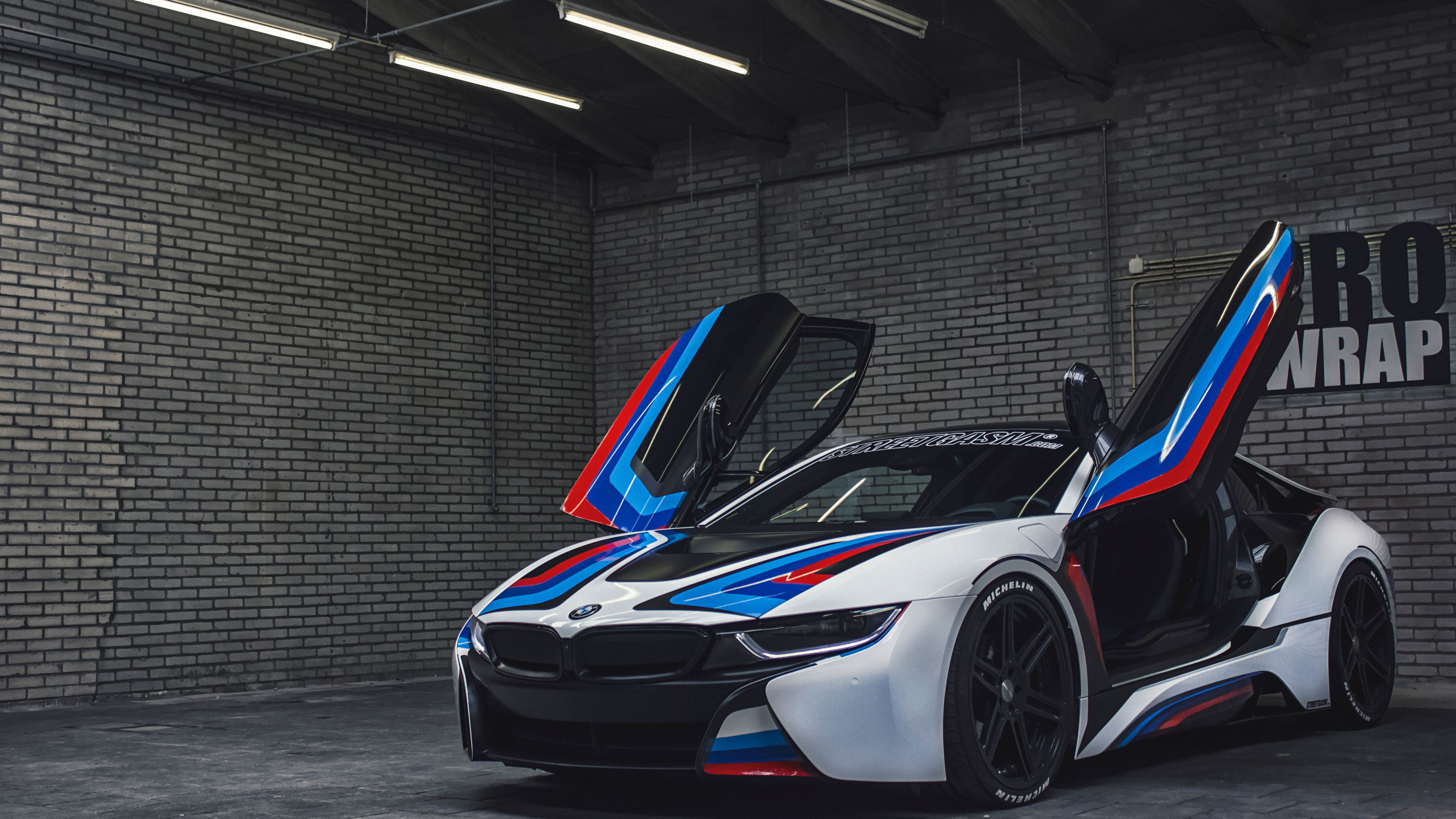Bmw I8 2017 4k Hd Wallpapers Cars Wallpapers Bmw Wallpapers Bmw