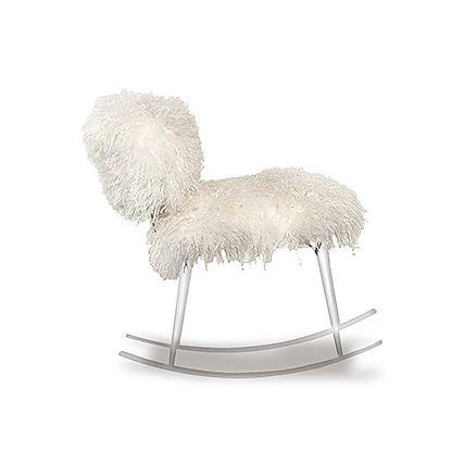 Anna Casa Interiors - Nepal Rocking Chair by Baxter   Rocking ...