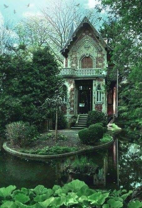 Pin By Lotus Flower On Cottage Forest Cottage Cottage Beautiful