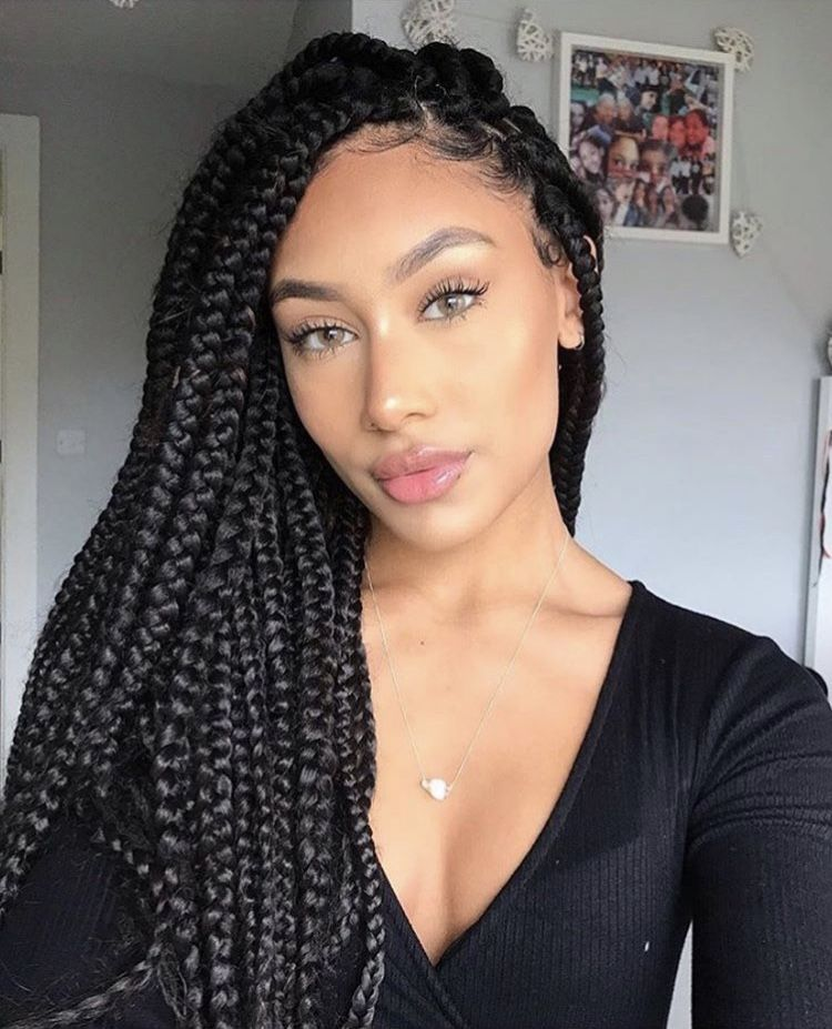 Pin By Nananananananananana Batman On Hair Style Natural Hair Braids Braided Hairstyles Hairstyle