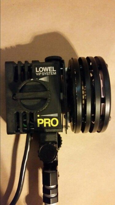Lowel PRO Light