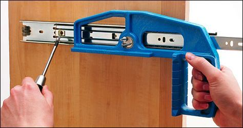 Kreg Brand Tool For Mounting Drawer Slides 29 95 Made