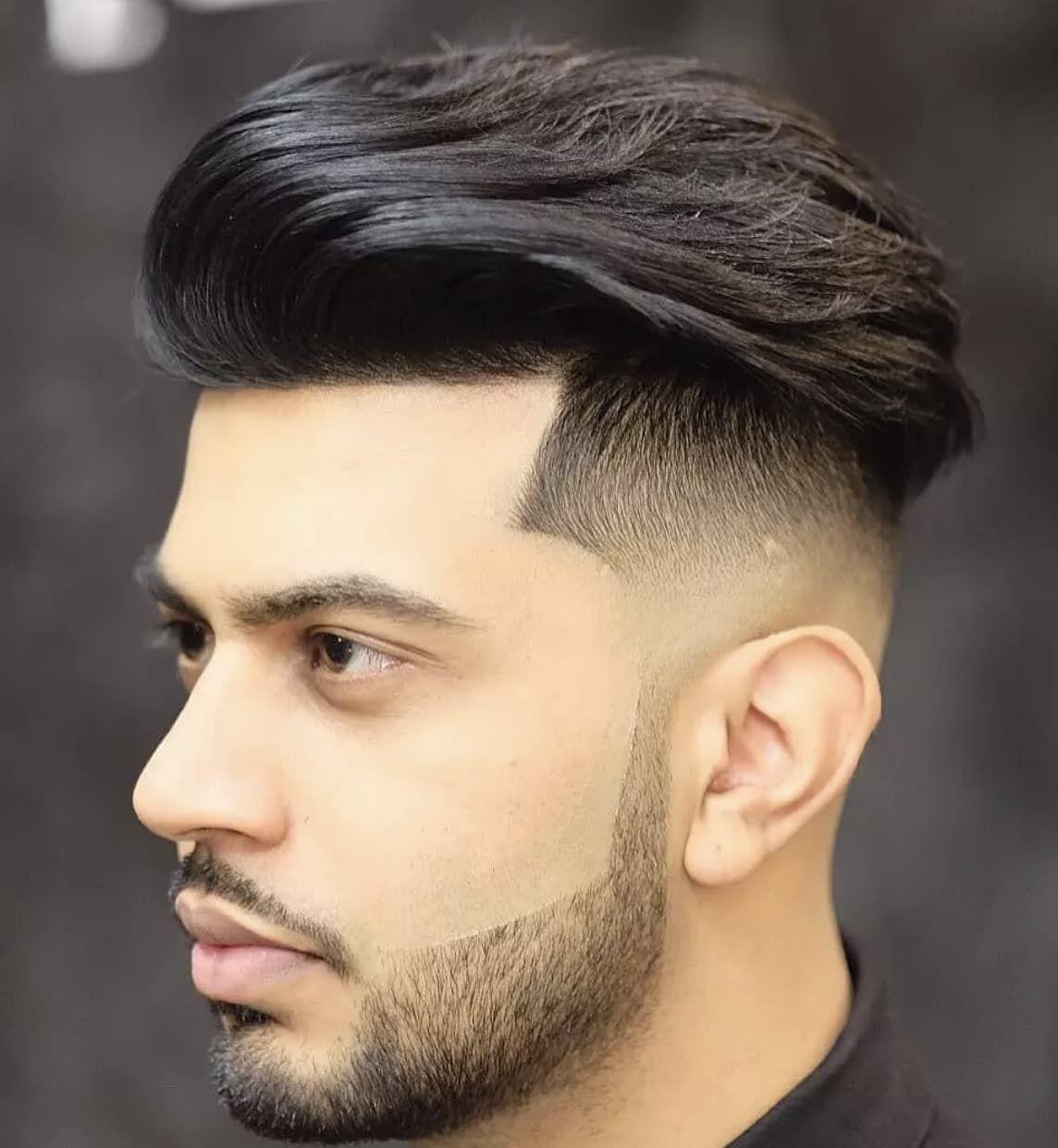 Men Haircuts 2019 Fade 104