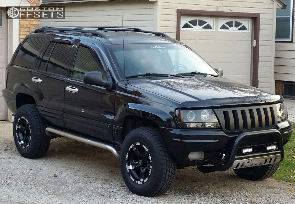 1 2001 Grand Cherokee Jeep Body Lift 3 Vision Chaos 5 Matte Black Slightly Aggressive In 2020 Jeep Grand Cherokee 04 Jeep Grand Cherokee 2003 Jeep Grand Cherokee