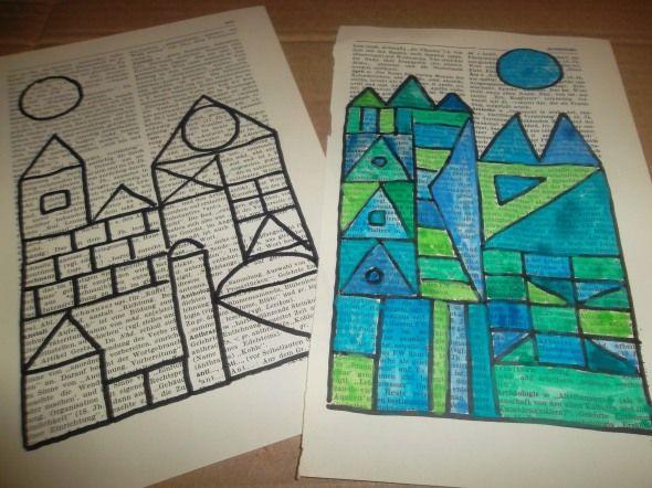 Kunstunterricht, Kunst Grundschule