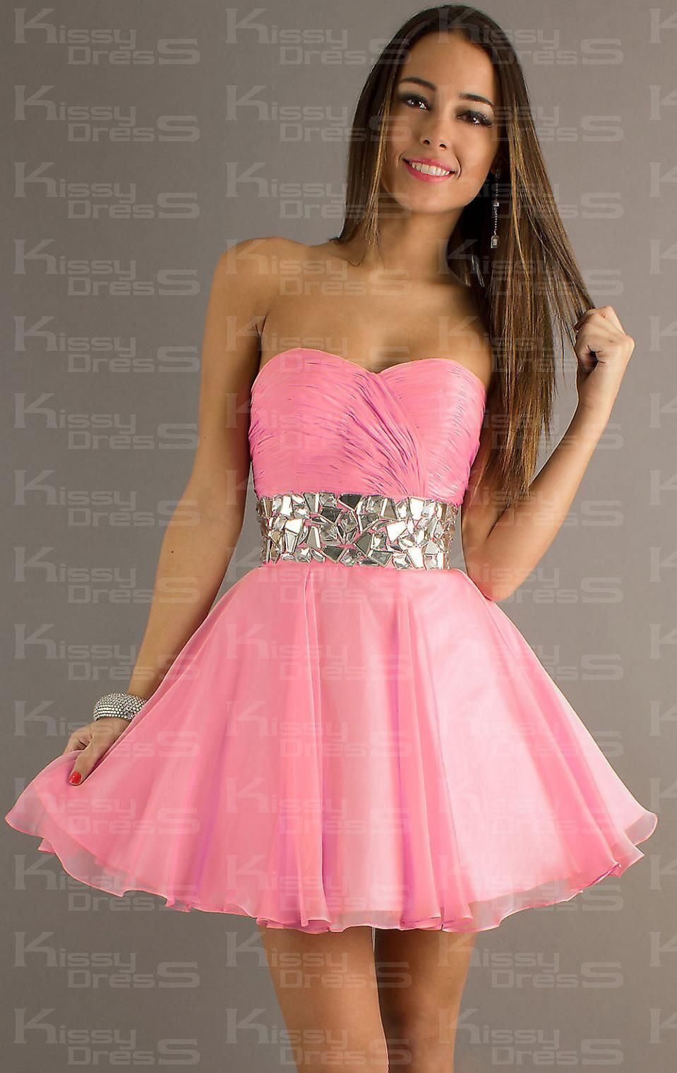 1000  images about Prom Dresses on Pinterest | Pink ball gowns ...
