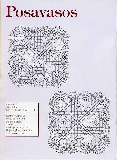 Labores bolillos 11 - fleursdebleuets - Picasa Webalbums