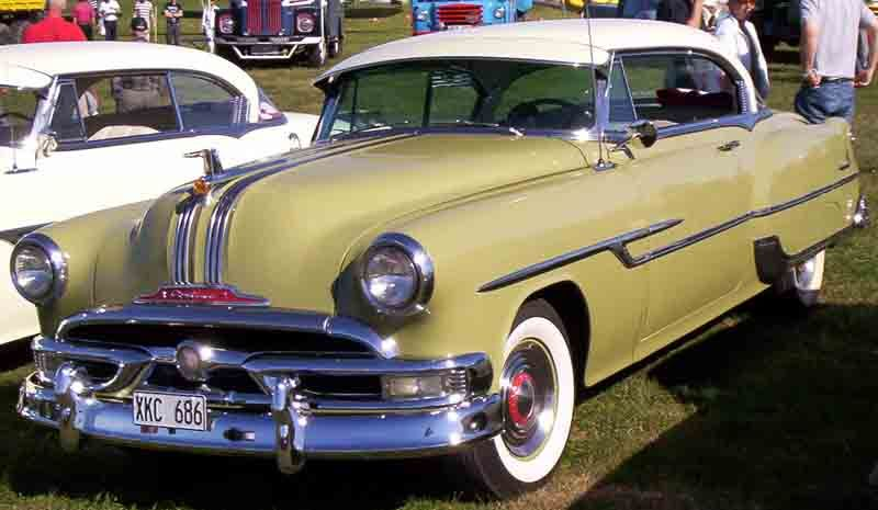 Pontiac Chieftain Catalina 1953  Pontiac  Wikipedia the free