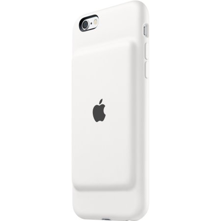 Apple Smart Battery Case For Iphone 6s And Iphone 6 White Walmart Com Iphone 6s Case Iphone Unicorn Iphone Case