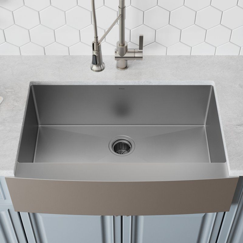 Kitchen Remodeling Choosing A New Kitchen Sink With Images Single Bowl Kitchen Sink