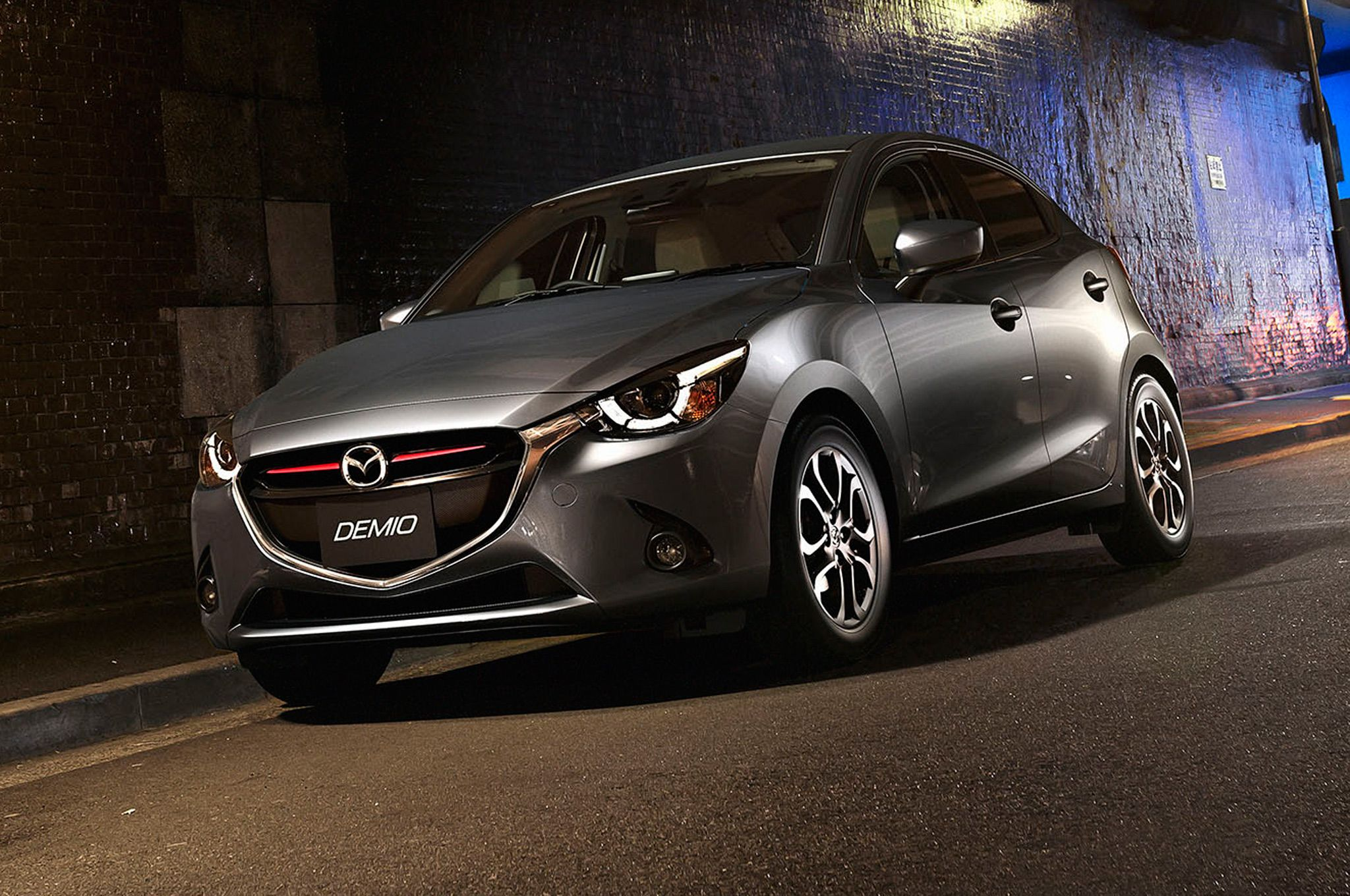 View 2016 mazda 2 unveiled instantly becomes least dorky subcompact extant photos from car and driver find high resolution car images in our photo gallery