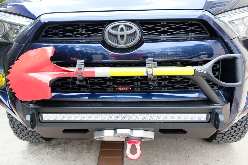 4Runner Recovery Gear Setup Car storage, 4runner