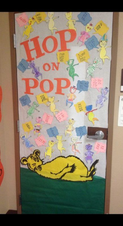 Best Classroom Door Preschool Dr Suess 62 Ideas