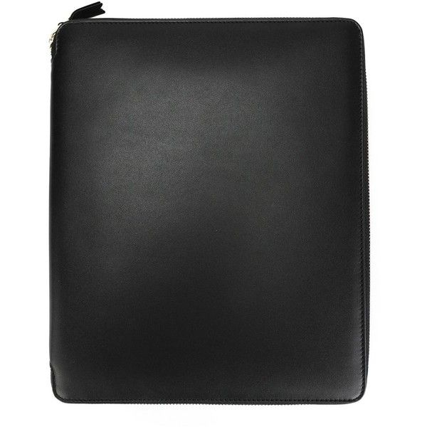 Pre-owned - Leather ipad case Comme Des Gar?ons IBdfOl8SY