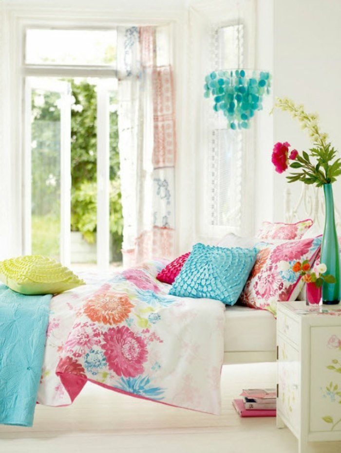 La chambre ado fille - 75 idées de décoration - Archzinefr Big