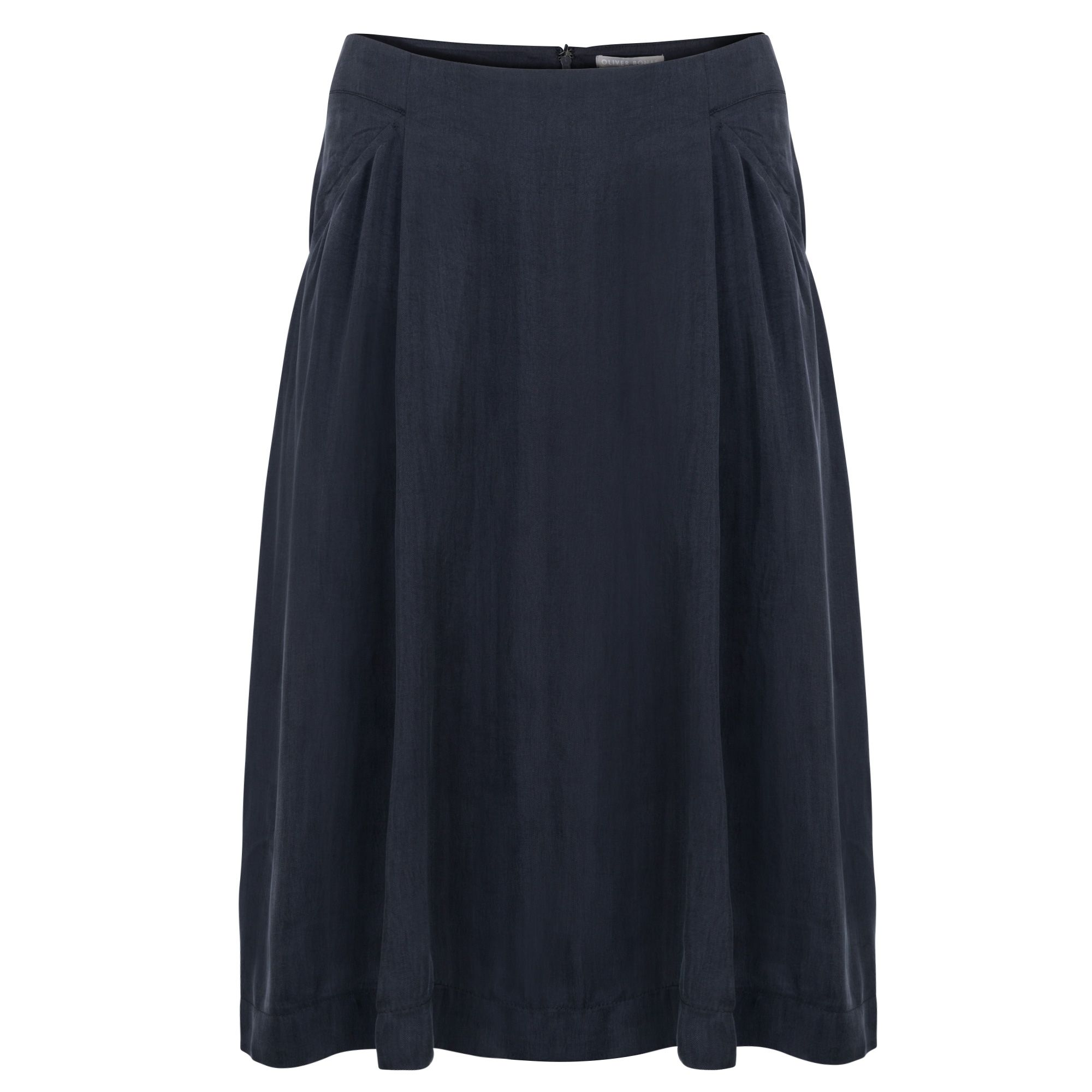 e11597c93728a0 Buy the Eclipse Midi Skirt at Oliver Bonas. Enjoy free worldwide standard  delivery for orders