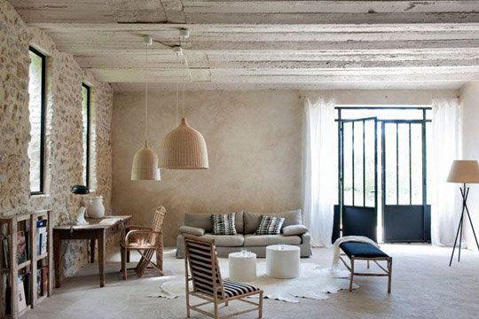 provence farmhouse ceiling | clark restaurant | pinterest
