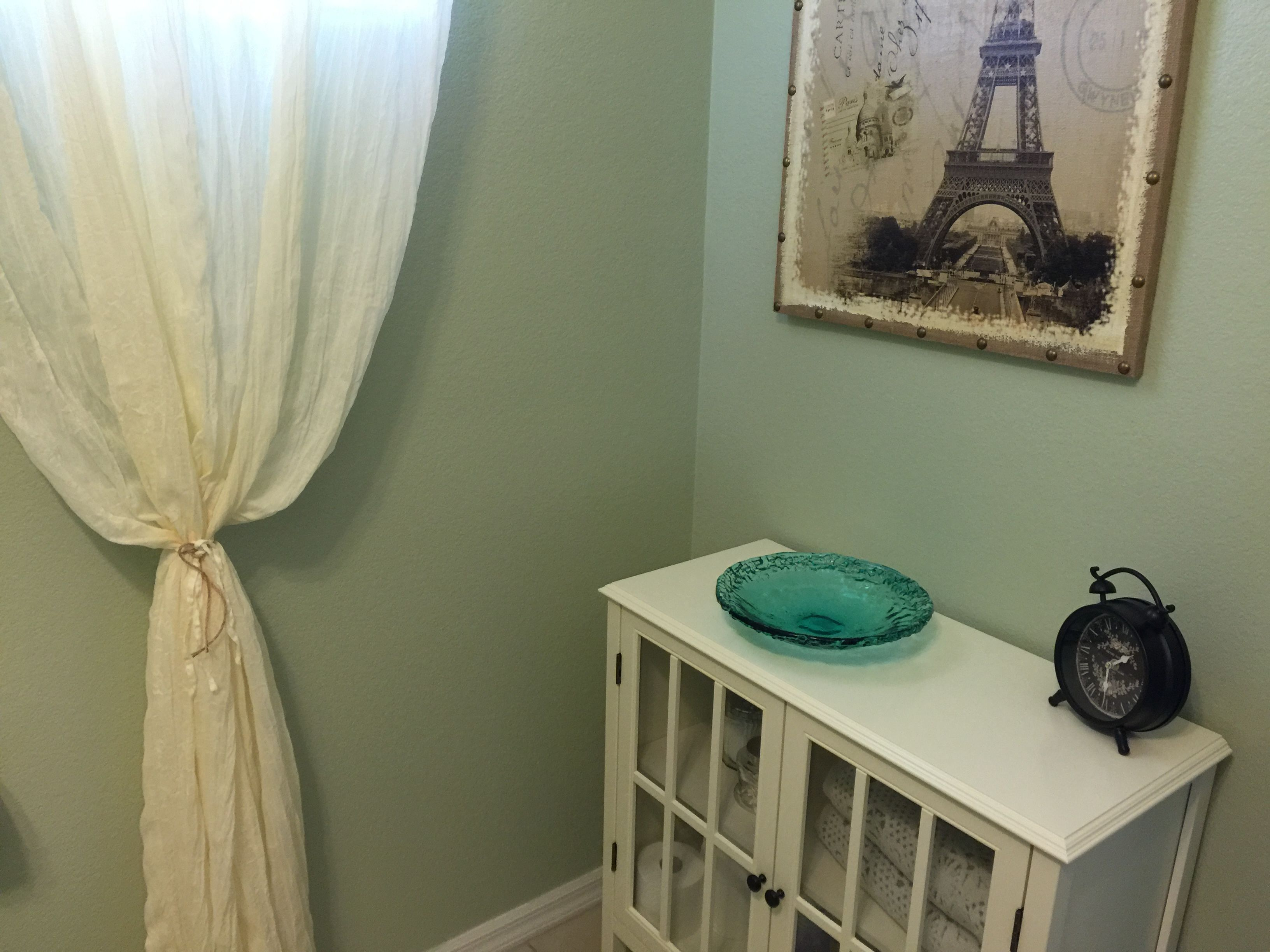 Paint Color Is Soft Sage By Glidden