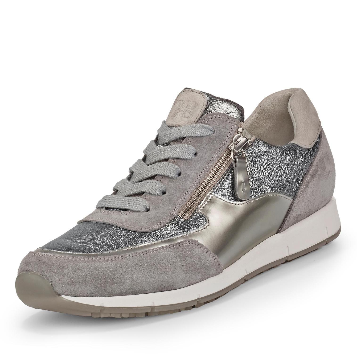 Gabor Comfort Sneaker in Farbe dunkelgrau um 20% reduziert