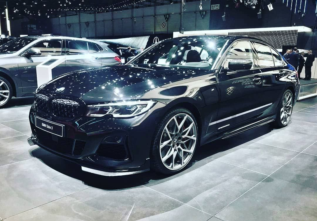 The All New 7th Generation Bmwsouthafrica 3 Series M340i At The 2019 Geneva International Motor Show Gims Gimsswiss Gims2019 Bmw New Bmw Bmw Touring