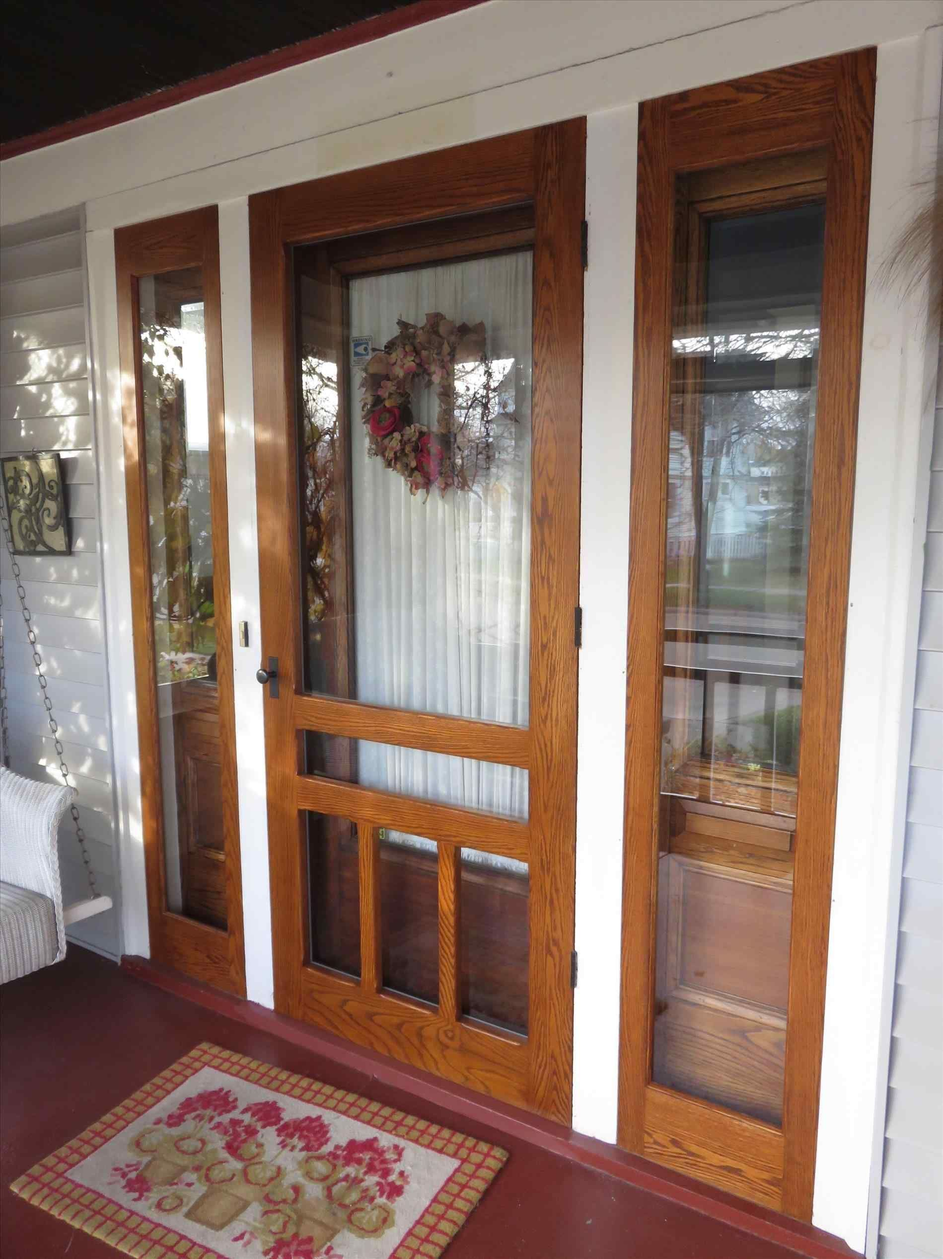 Door:Craftsman Storm Door Home Design Ideas And Pictures